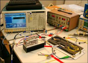 OFDM over fibre, amps and other equipment
